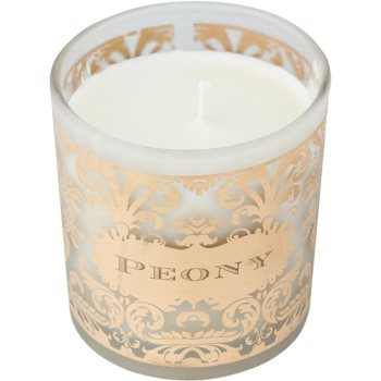 Michel Design Works Peony Scented Candle  in Glass Jar (40 Hours) 1