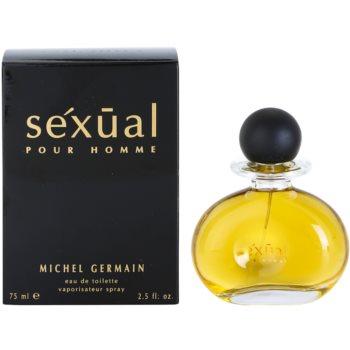 Michel Germain Sexual Pour Homme toaletna voda za moške