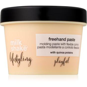 Milk Shake Lifestyling pasta pentru modelat par