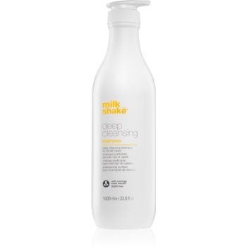 Milk Shake Deep Cleansing curatarea profunda a scalpului pentru toate tipurile de păr