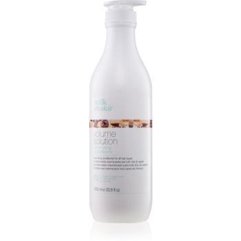 Milk Shake Volume Solution Balsam pentru par fin pentru volum și formă