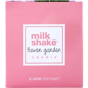 Milk Shake Flower Garden dišeča sveča 2