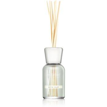 Millefiori Natural White Musk aroma difuzor cu rezervã