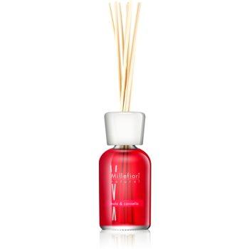 Millefiori Natural Mela & Cannella aroma difuzor cu rezervã 250 ml