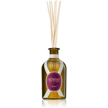 Millefiori Via Brera Velvet aroma difuzor cu rezervã 100 ml