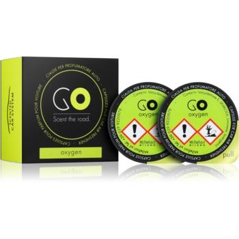 Millefiori GO Oxygen parfum pentru masina Refil