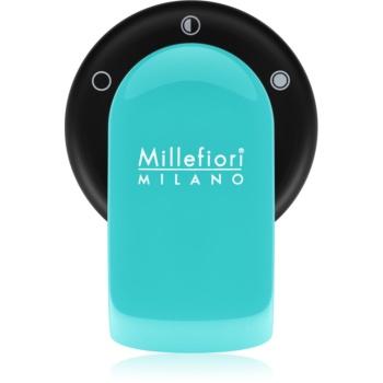 Millefiori GO Sandalo Bergamotto parfum pentru masina acquamarina