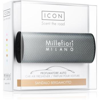Millefiori Icon Sandalo Bergamotto parfum pentru masina Urban