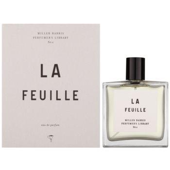 Miller Harris La Feuille woda perfumowana unisex