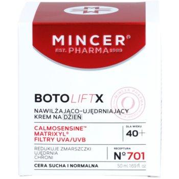 Mincer Pharma BotoLiftX N° 700 40+ hydratační a zpevňující denní krém 2
