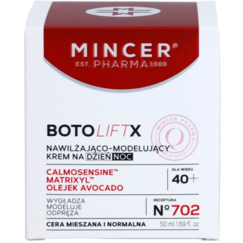 Mincer Pharma BotoLiftX N° 700 40+ crema remodelatoare cu efect de hidratare 2