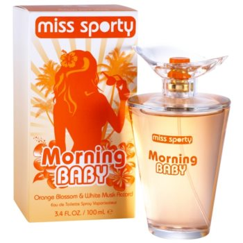 Miss Sporty Morning Baby Eau de Toilette für Damen 1