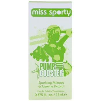 Miss Sporty Pump Up Booster Eau de Toilette für Damen 4