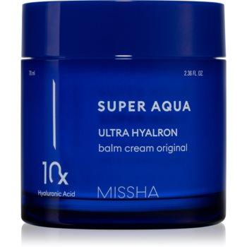 Missha Super Aqua 10 Hyaluronic Acid ro balsam hidratant facial imagine produs