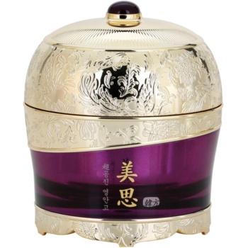 Missha MISA Cho Gong Jin crema pe baza de plante orientale in calitate premium anti-imbatranire
