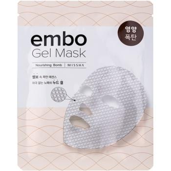 Missha Embo masca - gel hranitoare