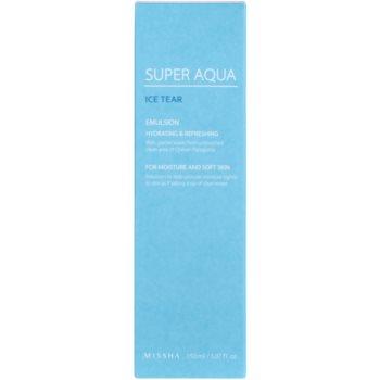 Missha Super Aqua Ice Tear emulsão hidratante 2