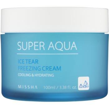 Missha Super Aqua Ice Tear crema facial con efecto frío