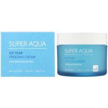 Missha Super Aqua Ice Tear krema za obraz s hladilnim učinkom 1