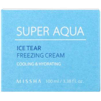 Missha Super Aqua Ice Tear krema za obraz s hladilnim učinkom 2