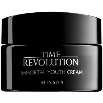 Missha Time Revolution Immortal Youth crema intensiva anti-imbatranire