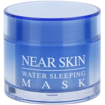 Missha Near Skin Water Sleeping nawilżająca maseczka na noc dla doskonałej skóry