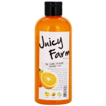Missha Juicy Farm My Lime Orange gel de duche