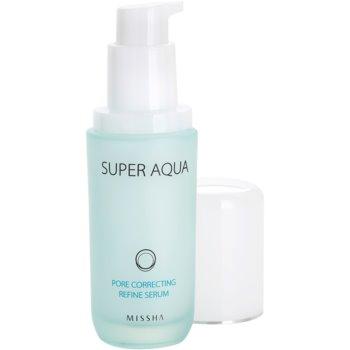 Missha Super Aqua Pore Correcting sérum para reduzir poros dilatados 1