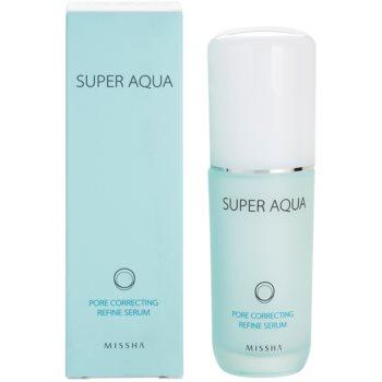 Missha Super Aqua Pore Correcting sérum para reduzir poros dilatados 2