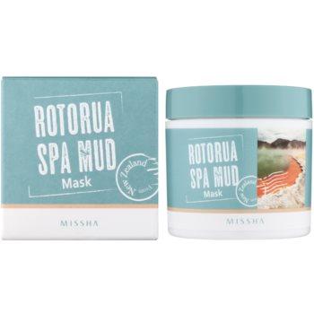 Missha Rotorua Spa Mud Gesichtsmaske vergrößerte Poren 1