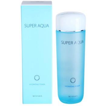 Missha Super Aqua Hauttonikum mit feuchtigkeitsspendender Wirkung 1