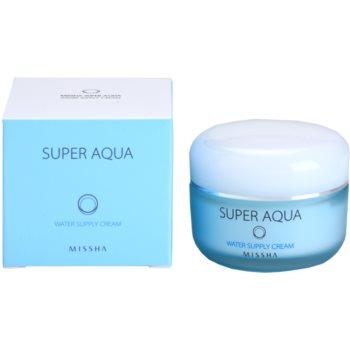 Missha Super Aqua крем-гель зі зволожуючим ефектом 2