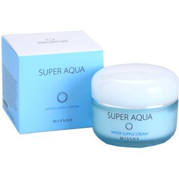 Missha Super Aqua крем-гель зі зволожуючим ефектом 3