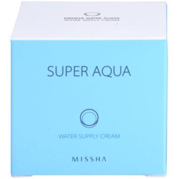 Missha Super Aqua крем-гель зі зволожуючим ефектом 4
