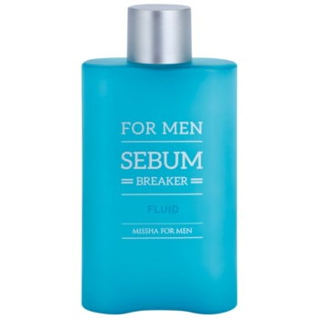 Missha For Men Sebum Breaker fluid pentru ten gras