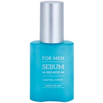 Missha For Men Sebum Breaker Gesichtsserum für fettige Haut