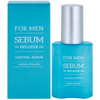 Missha For Men Sebum Breaker Gesichtsserum für fettige Haut 1