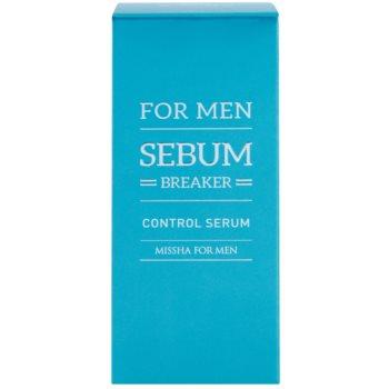 Missha For Men Sebum Breaker Gesichtsserum für fettige Haut 2