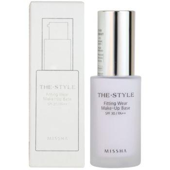 Missha The Style primer para base 2