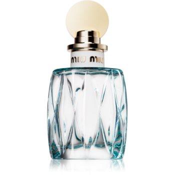 Miu Miu LEau Bleue eau de parfum pentru femei 100 ml