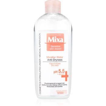 MIXA Anti-Dryness apa micelara importiva iritatiilor si uscarea pielii
