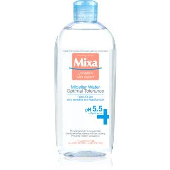MIXA Optimal Tolerance apa cu particule micele pentru netezirea pielii