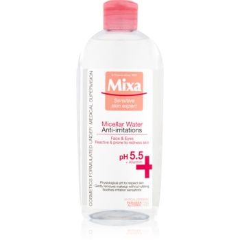 MIXA Anti-Irritation apă micelară împotriva iritației