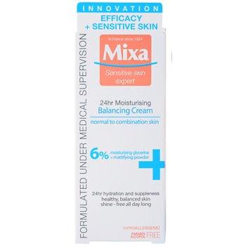 MIXA 24 HR Moisturising crema hidratanta cu efect de echilibrare pentru piele normala si mixta 2