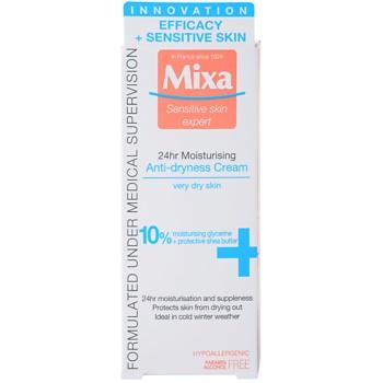 MIXA 24 HR Moisturising odżywczy krem nawilżający do bardzo suchej skóry 2