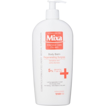 MIXA Anti-Dryness balsam pentru corp pentru piele foarte uscata