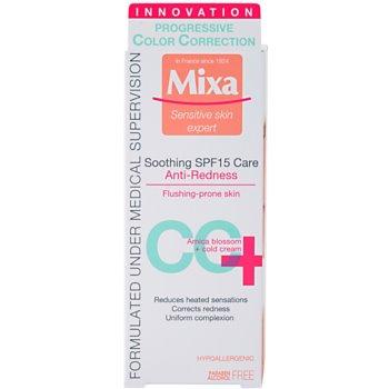 MIXA Anti-Redness CC creme 2