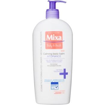 Fotografie MIXA Atopiance zklidňující tělové mléko pro velmi suchou citlivou pokožku a pro pokožku se sklony k atopii 400 ml