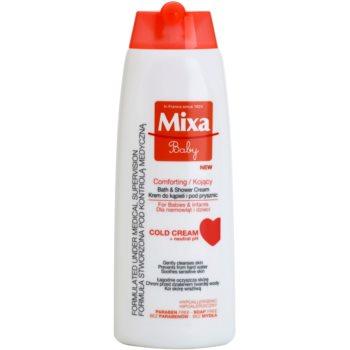 MIXA Baby crema blanda pentru copii pentru baie si dus