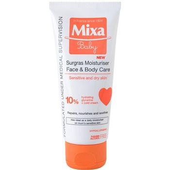 MIXA Baby Crem für Kinder Für Gesicht und Körper